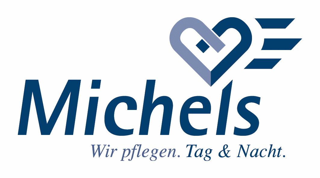 Michels - Wir pflegen. Tag & Nacht Logo